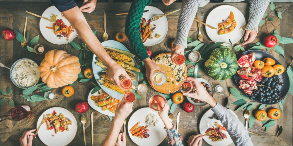 Annual Friendsgiving Parties: Starting New Traditions With Old Friends