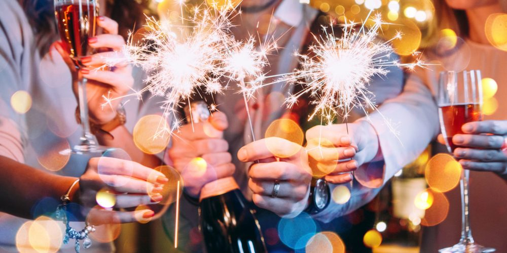 Five Fabulous Party Ideas to Ring In Your New Year