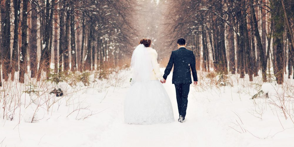 Planning the Perfect Winter Wonderland Wedding