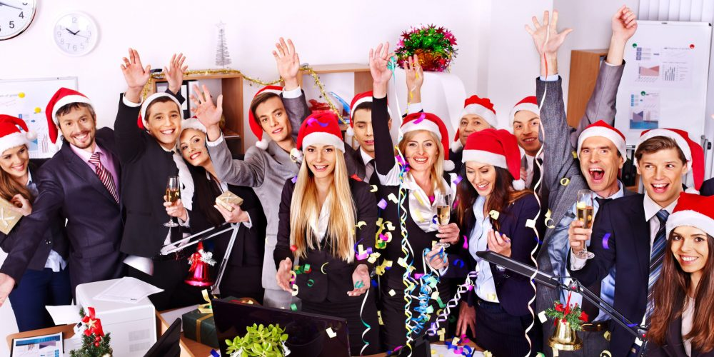 Fun Holiday Party Ideas for Your Business's Big Bash
