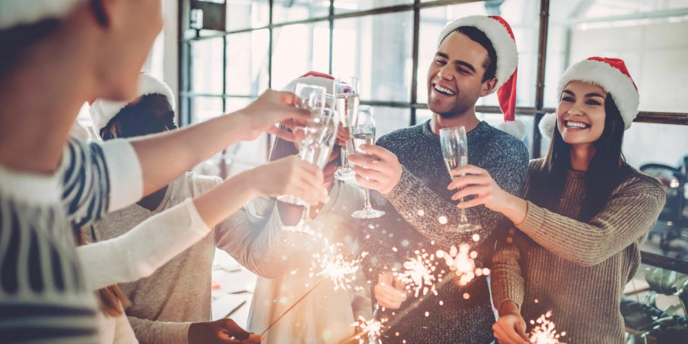 It's Almost the Holiday Season: Host Your Next Corporate Event with Us!