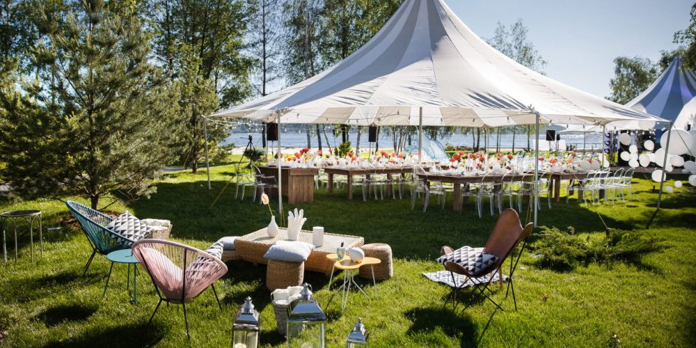 5 Great Outdoor Party Ideas for Your Next Big Bash
